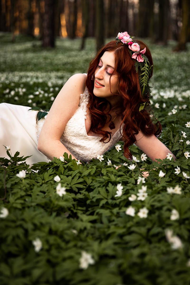 Wiosna wiosna ach to ty pyta Pani Wiosna po przebudzeniu.