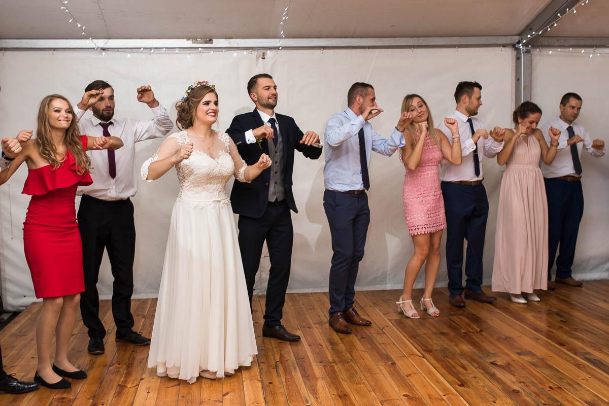 Hej wesele, hej wesele, tańcowało...
